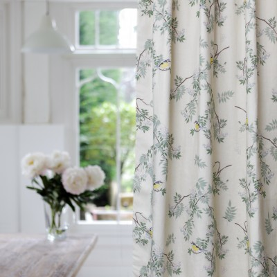 Made to Measure Curtains - Emily Burningham